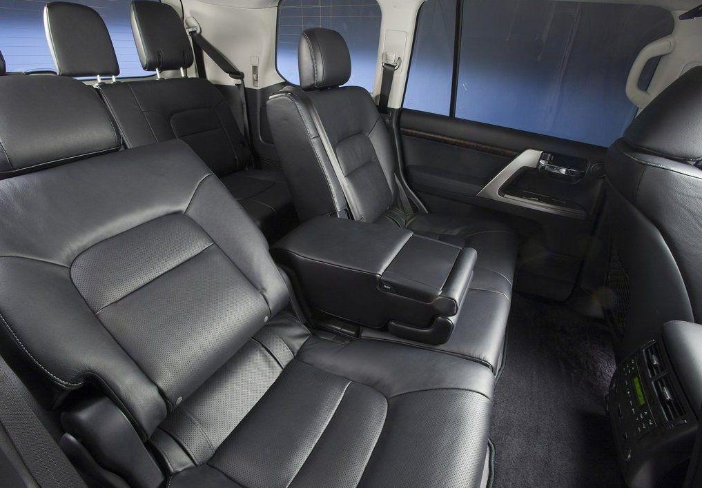 Toyota Land Cruiser 200 Suv (Armored)