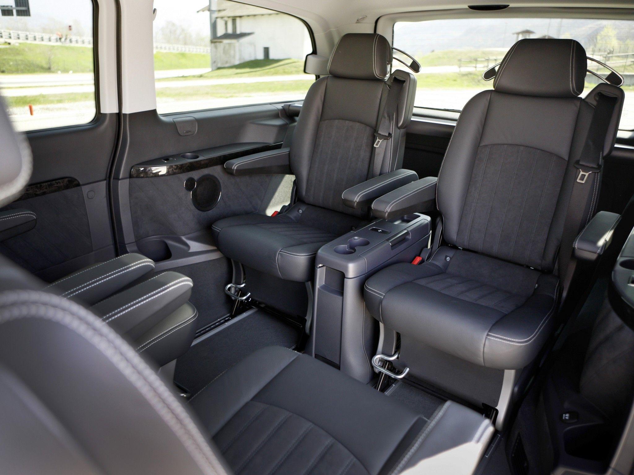 Mercedes Benz Viano Van