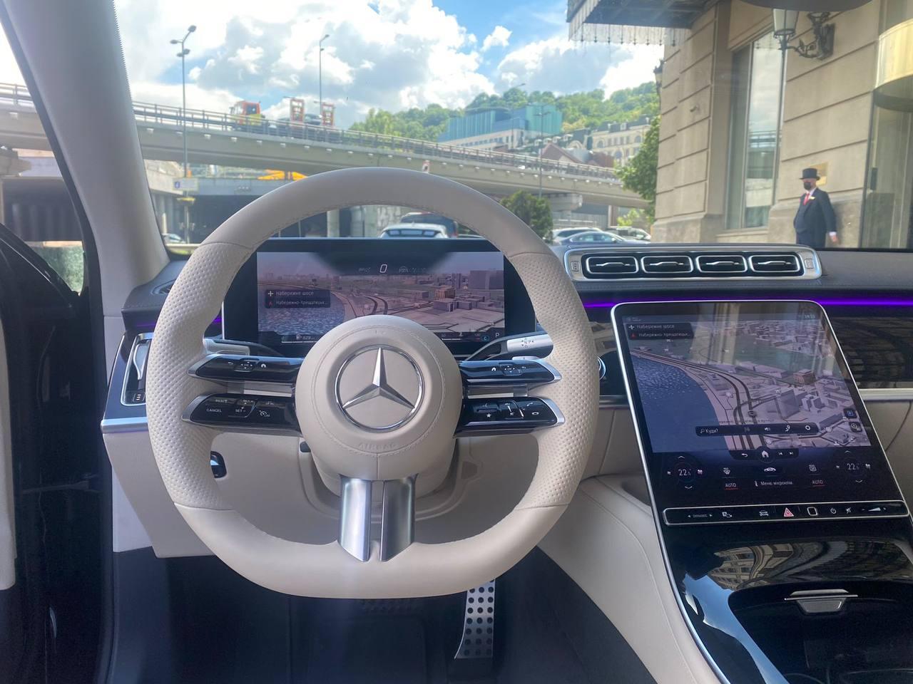 Mercedes Benz S-class (W223)
